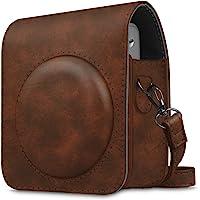 Fintie Protective Case Compatible with Fujifilm Instax Mini 90 Neo Classic Instant Film Camera - Premium Vegan Leather…
