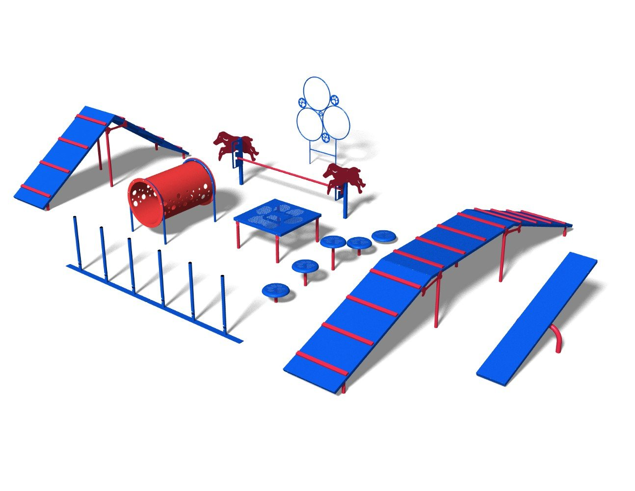 Dog Agility Course Equipment For Sale