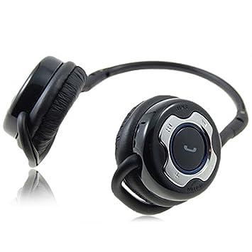 armel - Auriculares estéreo inalámbricos con Bluetooth y micrófono incorporado para Apple iPhone4, iPhone4s,