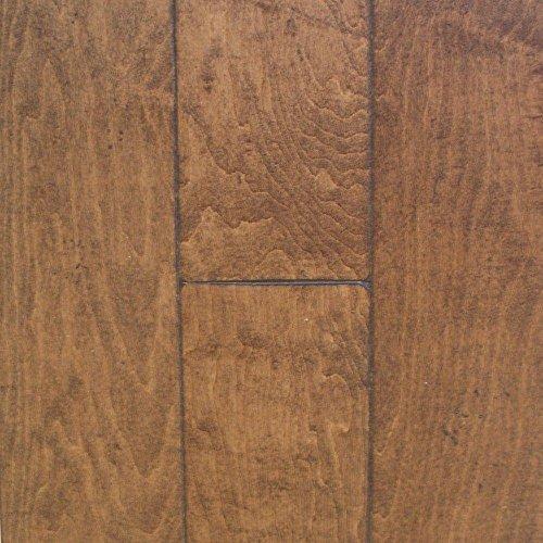 Antique Hardwood Flooring (Antique Maple Bronze 3/4 in. Thick x 5 in. Width x Random Length Solid Real Hardwood Flooring)