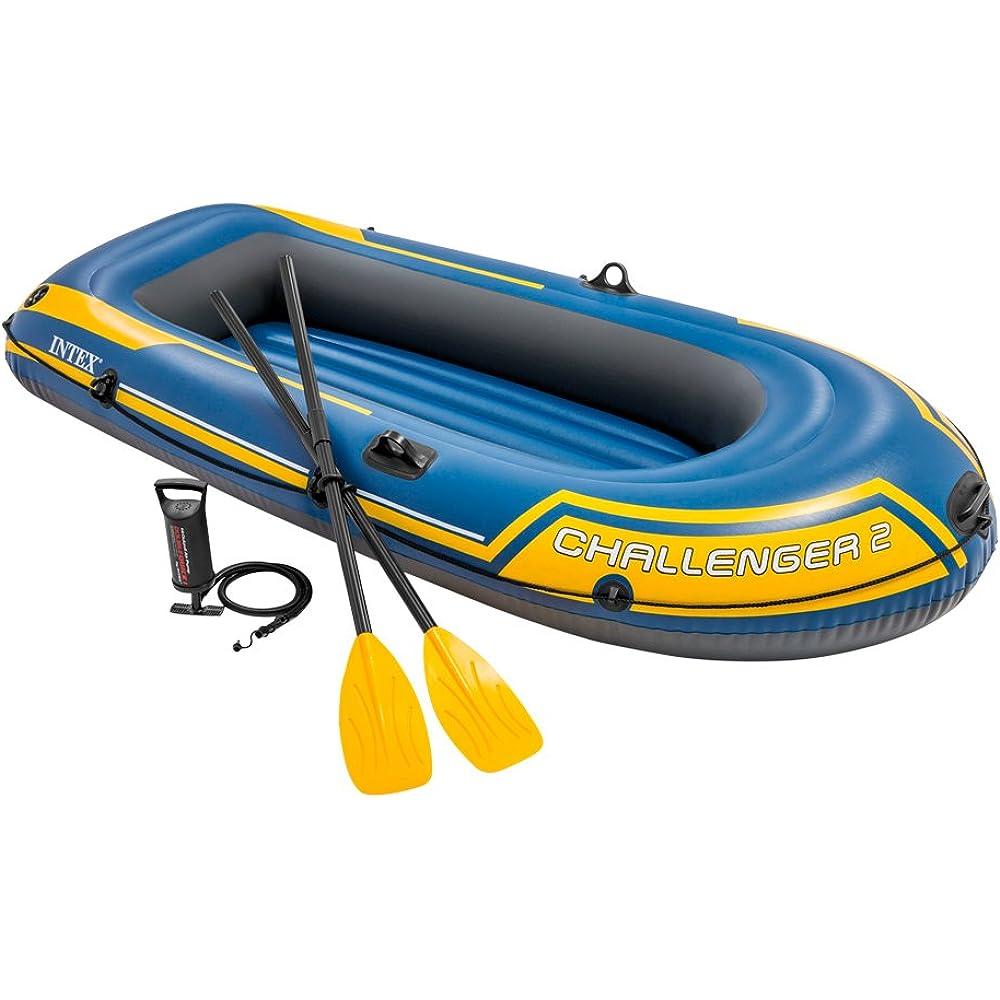 Ein gutes Schlauchboot bekommen Sie bei dem Hersteller Intex.