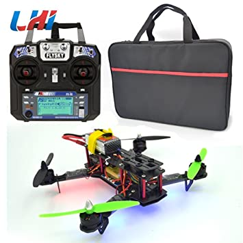 LHI Full Carbon Fiber 250 mm Quadcopter Race Copter Racing Drone ...
