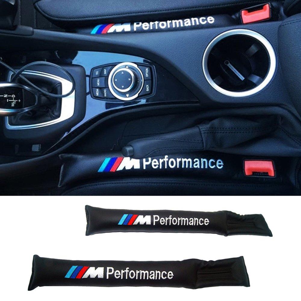 COGEEK Universal 2PCS Car Seat Gap Leakage for BMW M