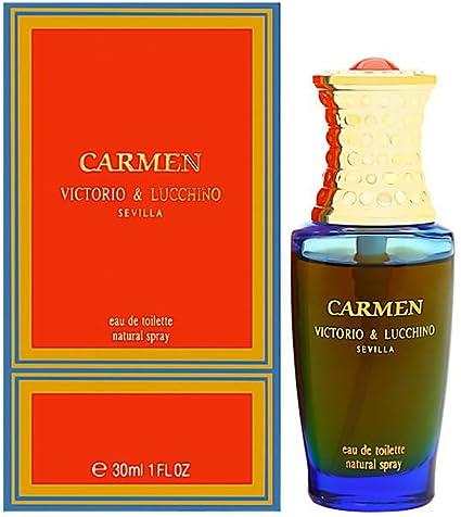 perfume carmen de victorio y lucchino
