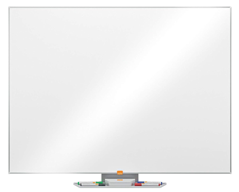 Nobo Prestige Pizarra magnética acero vitrificado, 1200x900mm, Blanco, 1905221