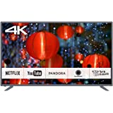 "Panasonic 55"" Class (54.6"" Diag.) 4K Ultra HD Smart TV CX420 Series TC-55CX420U - SILVER"