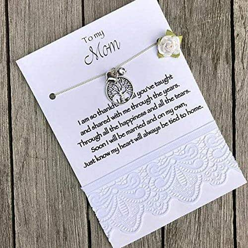 Amazon.com: Mother of the Bride gifts, Gift for mom from