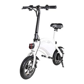 """Windgoo Bicicleta eléctrica Plegable Ruedas de 12"""",Batería de Litio de 4400-36v"""