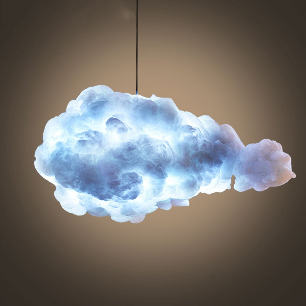Lampara de techo nube cumulo nimbo