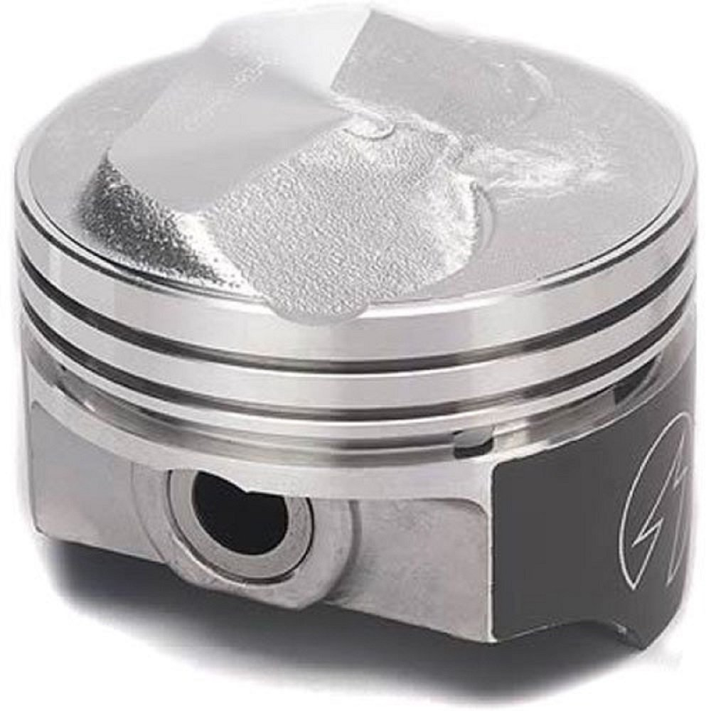 30. Chevy 7.4L 454 SPEED PRO Hypereutectic .340 Dome Pistons+moly Rings Kit 30cc