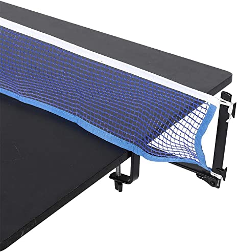 VGEBY Badminton Net Adjustable Foldable Training Badminton Net Regulation Nets Badminton Training Mesh Games Competition Accessories for Outdoor Sports