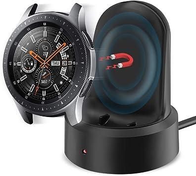 KIMILAR Cargador Compatible con Samsung Galaxy Watch 46mm ...