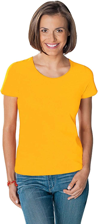Hanes - Tasty - Camiseta de manga corta para mujer - Cuello redondo - Algodón