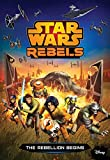 The Rebellion Begins, Disney Book Group Staff and Michael Kogge, 148471475X