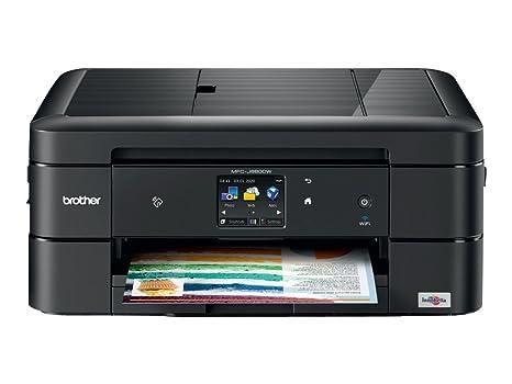 Amazon.com: MFC-J880DW Brother WorkSmart compacto impresora ...