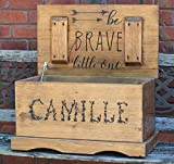 Kids Toy Chest - Kids Treasure Chest - Personalized Gift for Kids - Childrens Treasure Chest - Gift for Kids - Kids Toy Box - Personalized Toy Box
