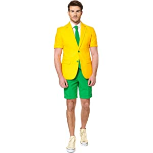 MensAustralian Party Suit and Tie by/OppoSuits
