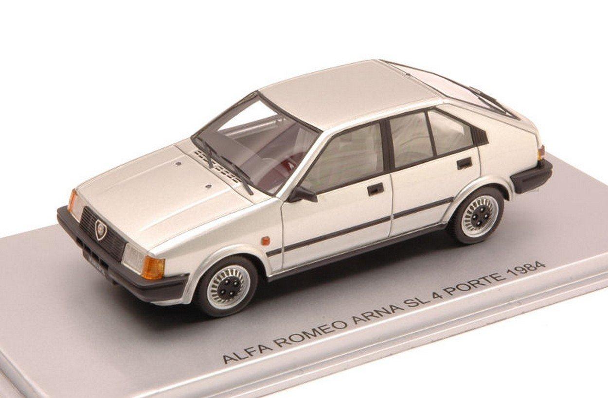 alto descuento KESS MODEL KS43000020 ALFA ROMEO ARNA 4 PORTE 1980 1980 1980 gris MET.(AR765) 1 43 MODEL  barato y de alta calidad