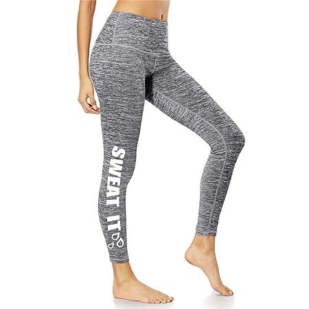 Pantalones de Yoga para Adelgazar Leggings gráficos ...