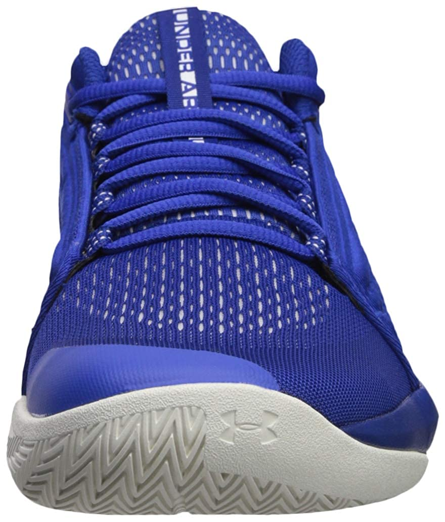 Under Armour Mens Torch Low Basketball Shoe