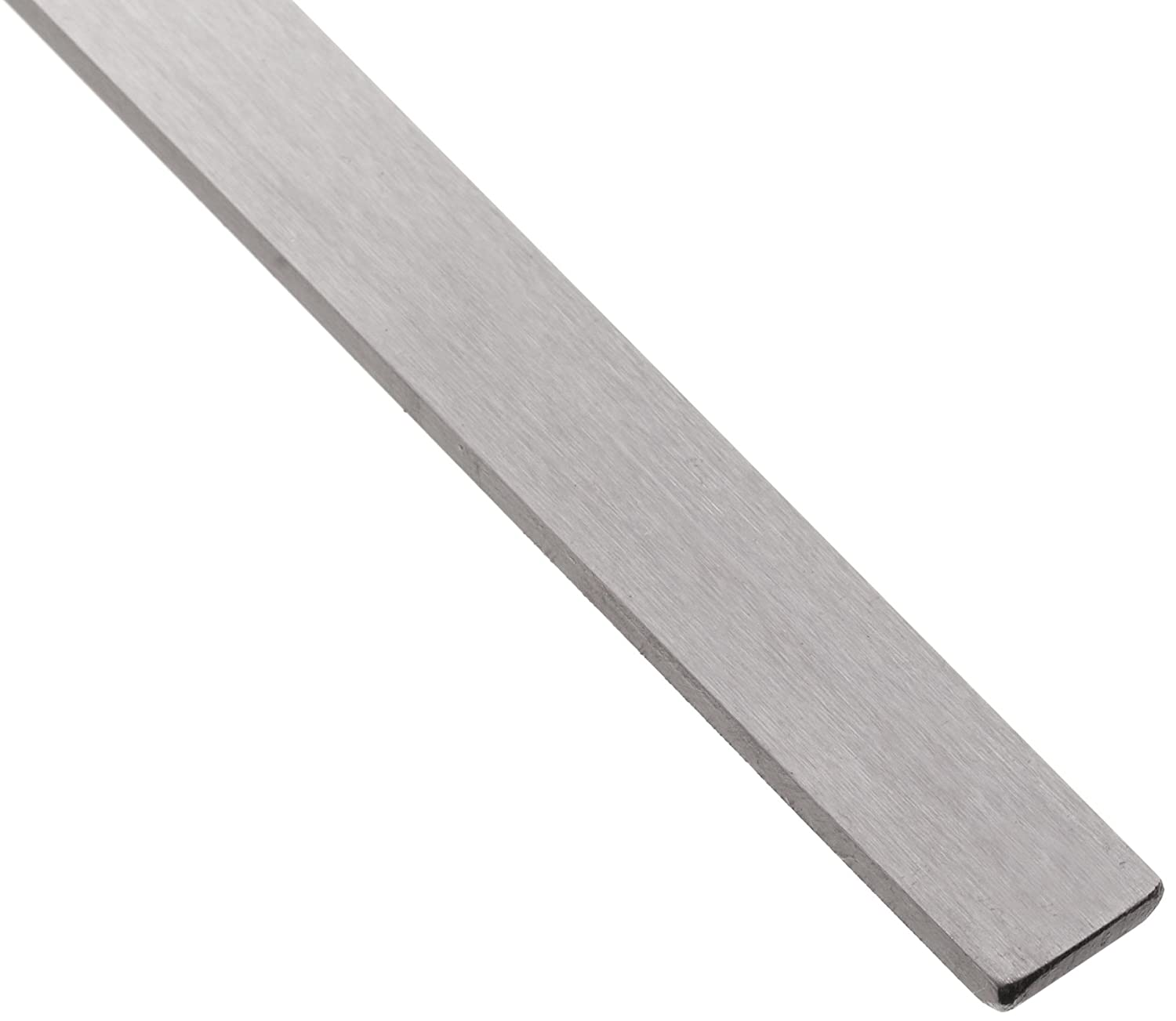 """Square W1 Tool Steel Bar  1//2/"""" Thick x 1//2/"""" Wide x 36/"""" Length"""