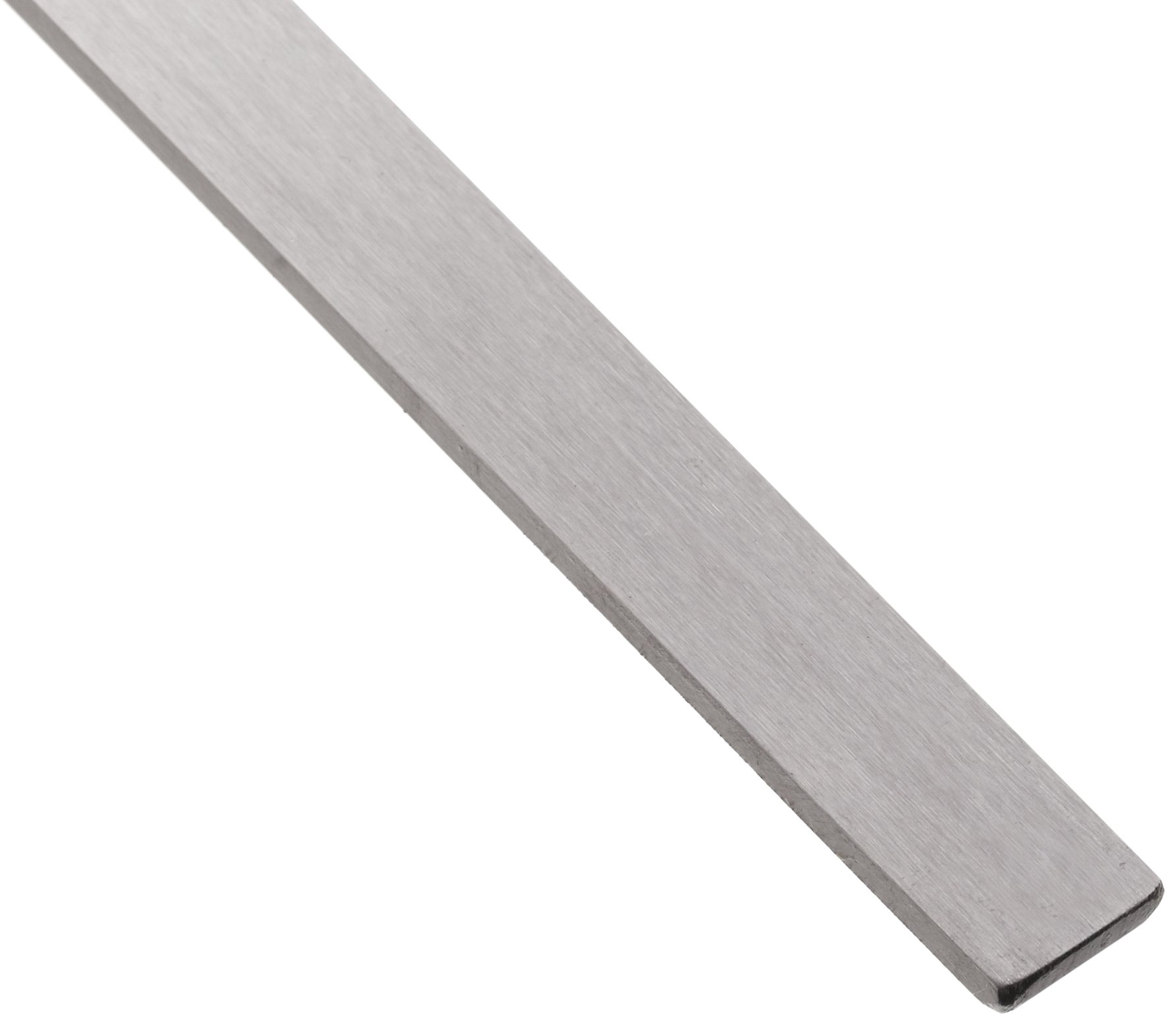O1 Tool Steel Rectangular Bar, Precision Ground, ASTM A681/SAE J437, 1/16'' Thickness, 1/2'' Width, 18'' Length by Small Parts