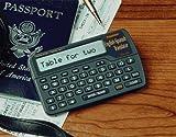 English-Spanish Travel Ace Translator (Electronic pocket model)