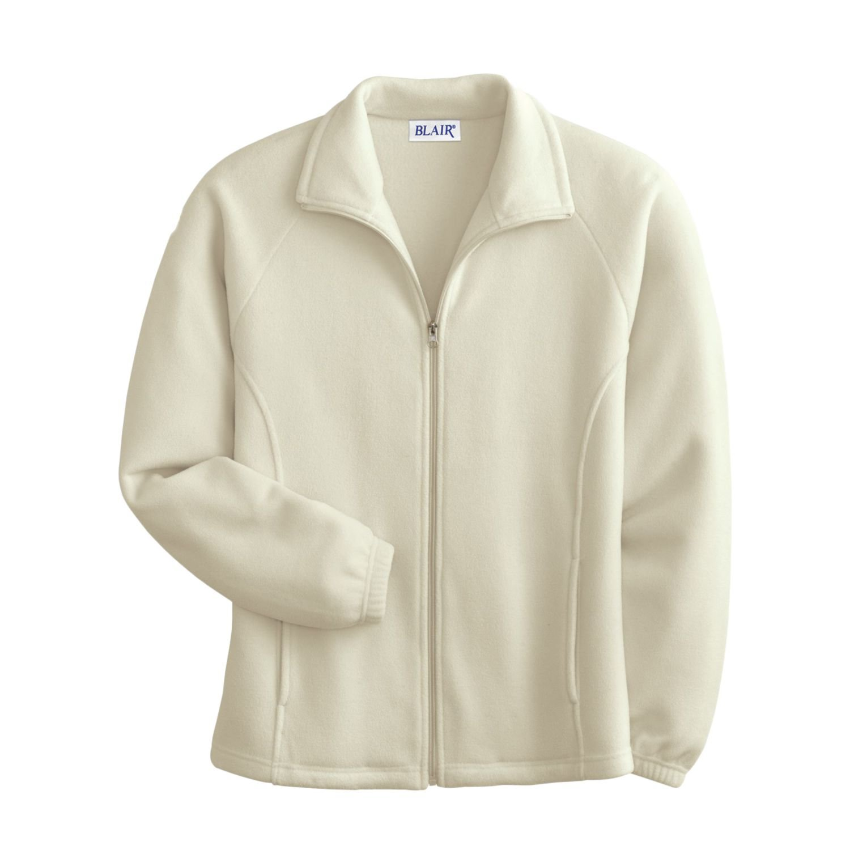 Blair Women's Plus Size Scandia Fleece Jacket