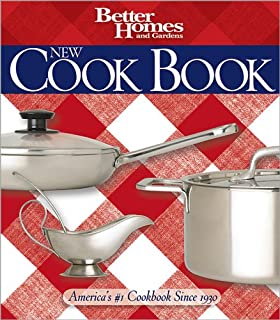 Better Homes And Gardens New Cook Book (Better Homes U0026 Gardens Plaid)
