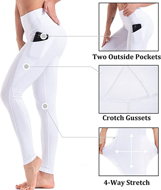 High Waist Yoga Pants for Women