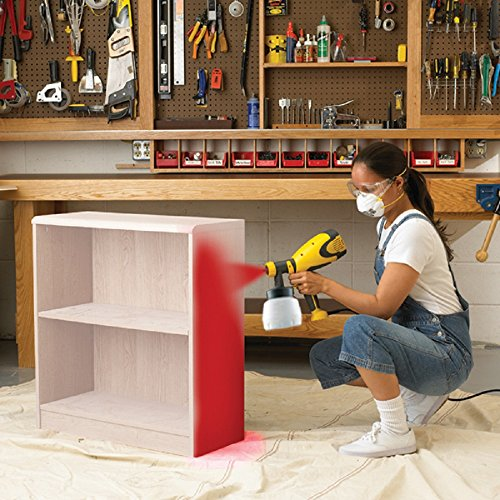 wagner 0518050 control spray double duty paint sprayer. Black Bedroom Furniture Sets. Home Design Ideas
