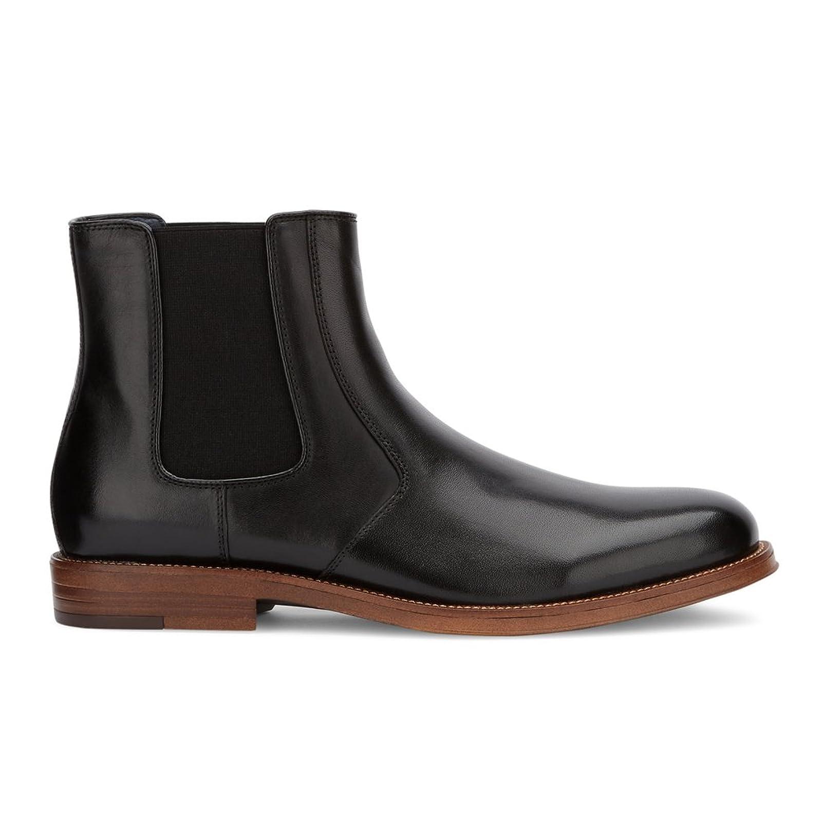 Dockers Men's Ashford Chelsea Boot Black - 6