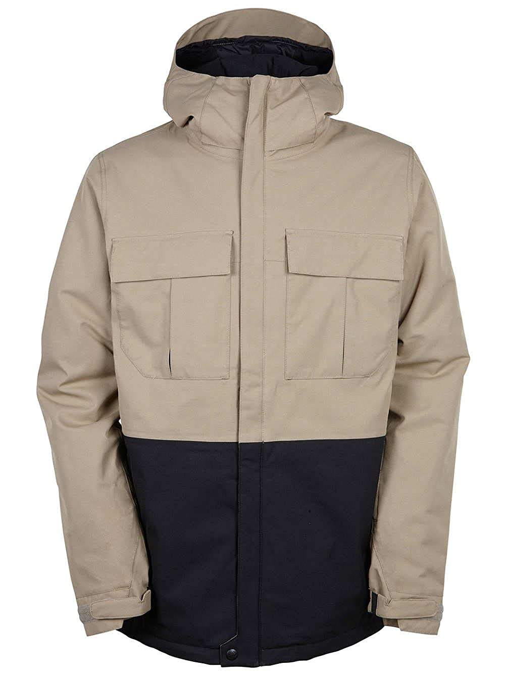 686 Mens Authentic Moniker Insulatd Jacket