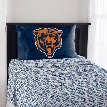 Bears Set Chicago Sheet Full (NFL Chicago Bears