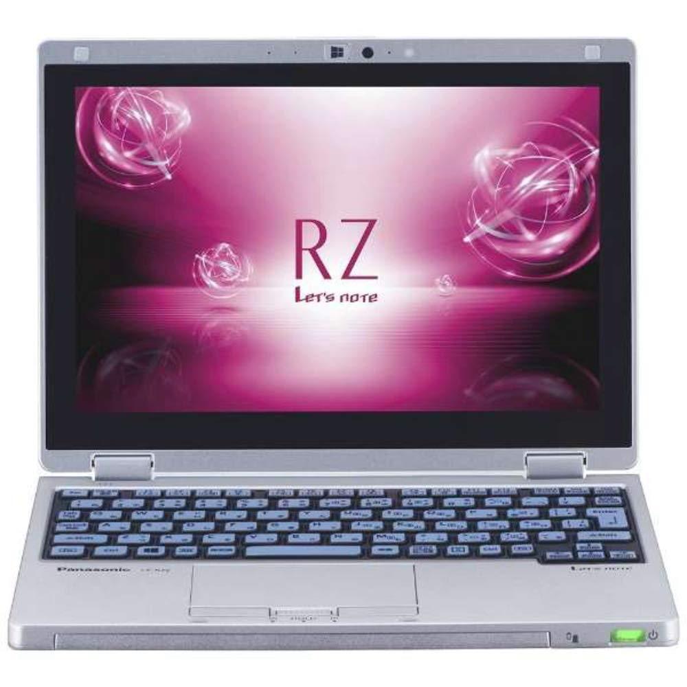 パナソニック CF-RZ6CDBPR Let`s note RZ6 店頭(Core m3-7Y30/SSD128GB/W10Home64/10.1WUXGA/シルバー&ブルー/OFHB2016)   B07HR9N7YY