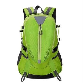 ef2d41b6d4a38 Rucksack Outdoor Klettern Tasche Wasserdichte Rucksack Männer Und Frauen  Klettern Tasche Nylon große kapazität Reiserucksack (