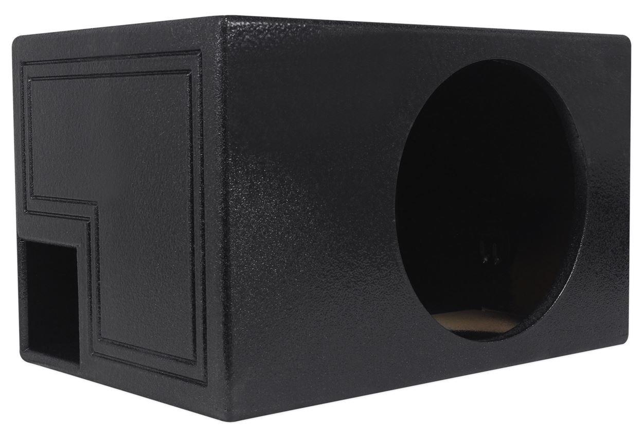 Rockville Ported Sub Box Enclosure For Rockford Fosgate R2D2-12 12'' Subwoofer