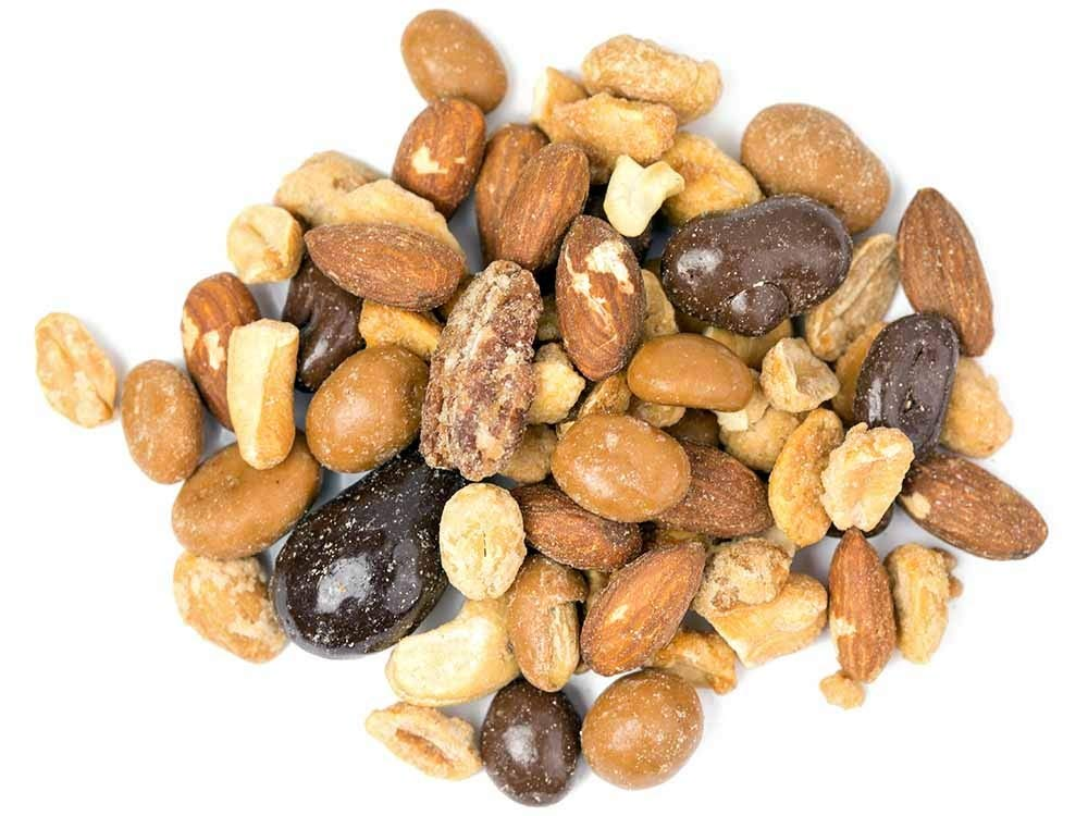 SunRidge Farms Caramel Toffee Nut Mix 10 lb Bulk