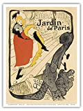 Enjoy a taste of the Vintage Age with these beautiful Fine Art Prints by Pacifica Island Art. This print will look wonderful framed in the home, office or restaurant and is perfect for the Vintage Poster art collector. Henri de Toulouse-Lautrec (1864...