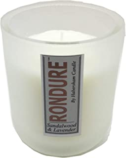 product image for Hambersham Candle Company Rondure Fill 9.5 oz Candle-Sandalwood/Lavendar