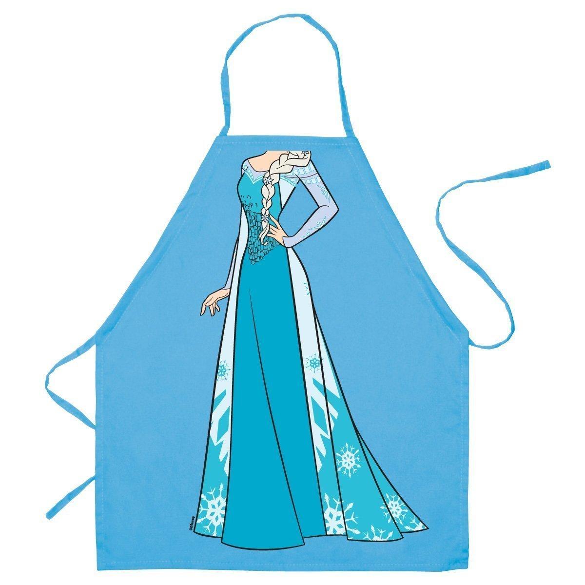 Amazon.com: Disney Frozen Elsa Be The Character Kids Apron: Kitchen ...