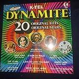 Dynamite, Original Hits 20 Original Stars,1976 Formato LP , Sello K-tel TB 283,