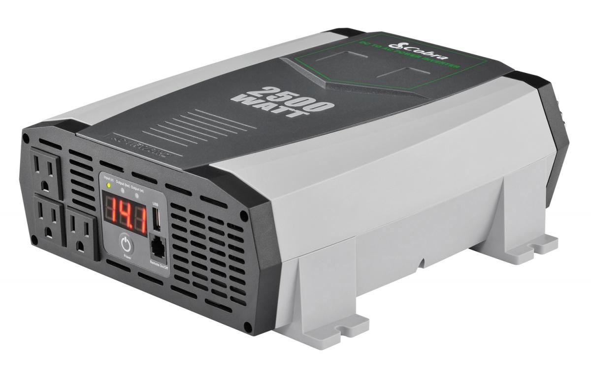 Cobra CPI2590 2500W Professional Power Inverter by Cobra