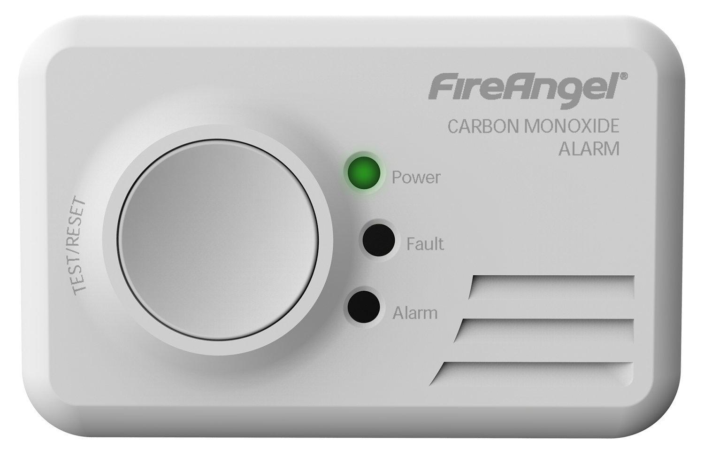 Fireangel ST-622Q 10 Year Thermally Enhanced Optical Smoke Alarm Multi-Colour