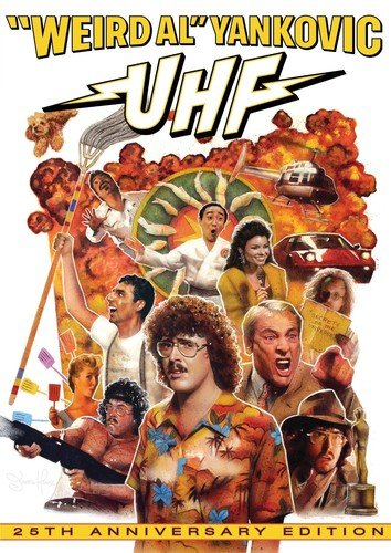 - Uhf: 25th Anniversary Edition