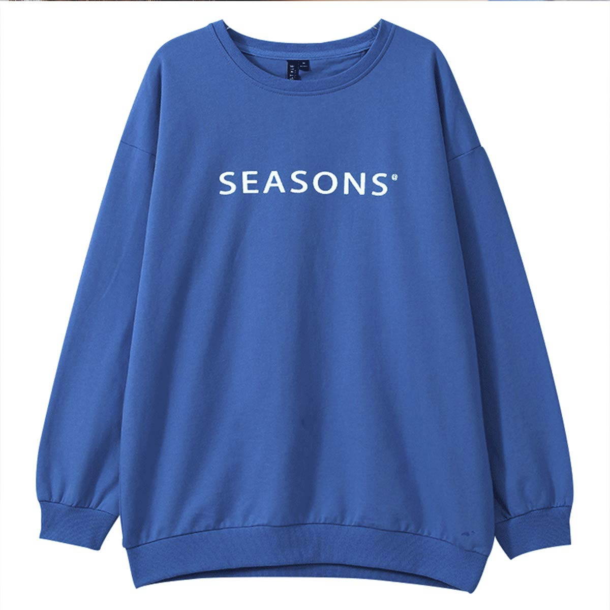 Sweatershirt A (Blue, Medium)