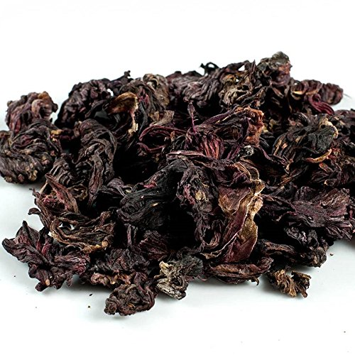 Hibiscus Flowers - Dried - 1 resealable bag - 14 oz