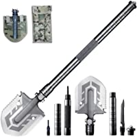Mempa Multi-Tool Folding Survival Shovel (Silver)