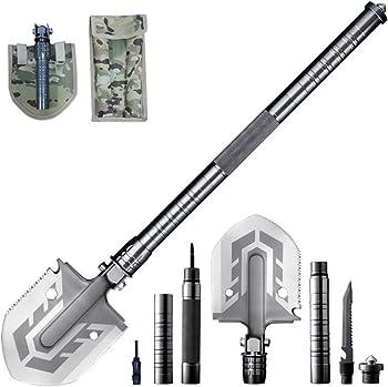 Mempa Multi-Tool Folding Survival Shovel