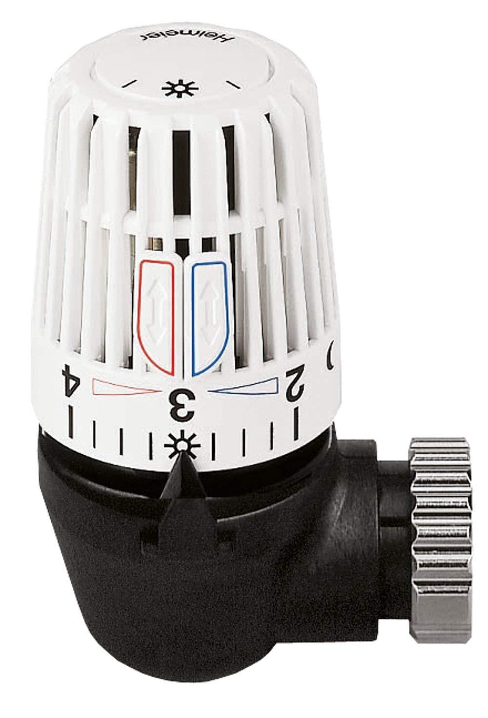 Buderus//Heimeier T/ête thermostatique WK 7300-00.500T/ête Capteur fixe Angle forme M30X 1,5